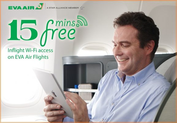 EVA Air check in online giá rẻ