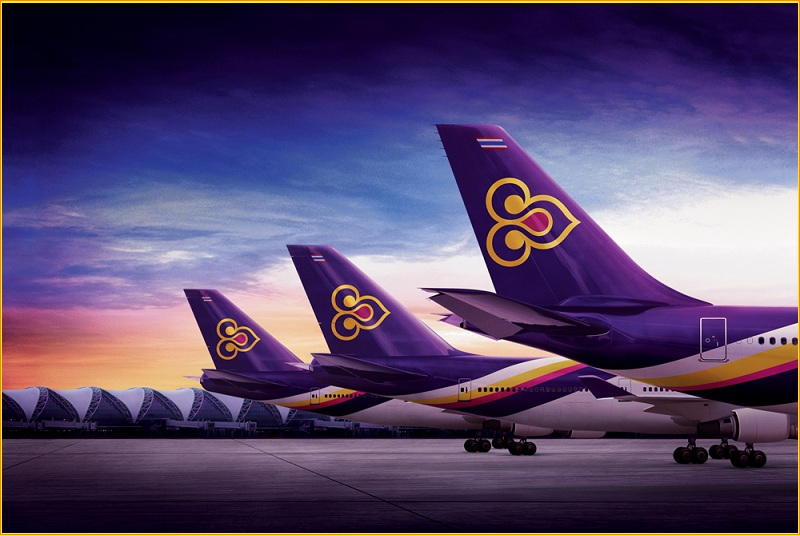 đội Thai Airways