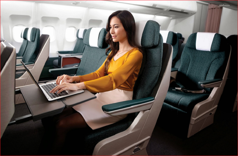 hạng ghế cathay pacific