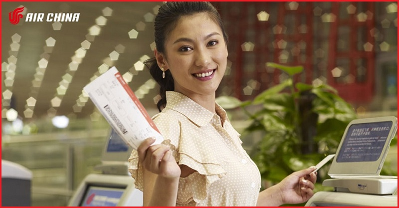 air china booking online